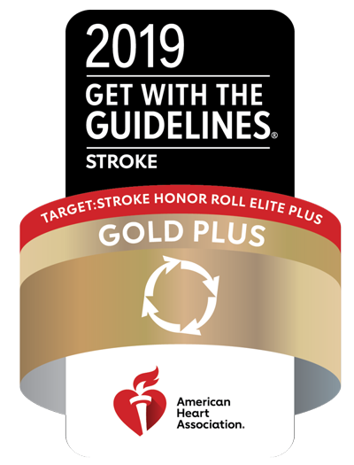 Gold Plus Stroke Center