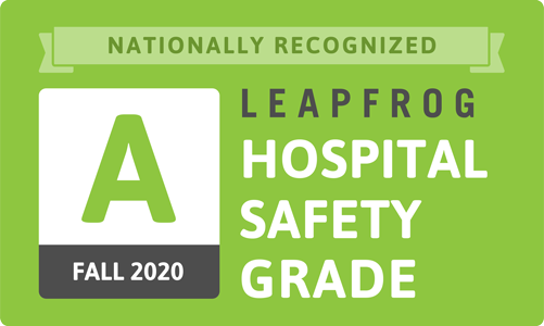 Hospital Safety Grade A