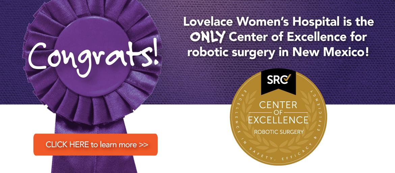 Center of Excellence Award